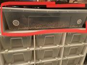 Forex Rack Schublade mit heizmatten