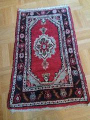 Handgeknüpfter Perserteppich Vintage Teppich