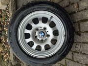 Winterreifen auf Alu für BMW