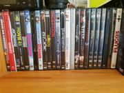 Diverse DVD Filme Action etc