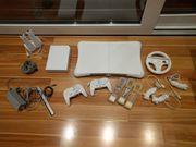 Nintendo Wii Komplettpaket - Spielekonsole Zubehör