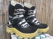 NITRO Snowboardschuhe für Clicker-Step-In Bindung