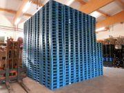 Paletten Kunststoffpaletten Einwegpaletten 1200x800x150mm