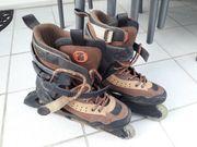 Inline-Skater Marke K2