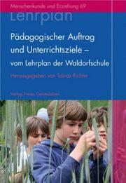 Buch Tobias Richter - Pädagogischer Auftrag