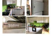 Küche L Form abzugeben