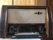 Röhrenradio Löwe Opta Meteor 781