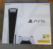 PS5 Neu und ungeöffnet