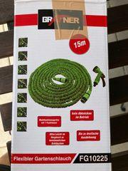 Gartenschlauch 15m neuwertig