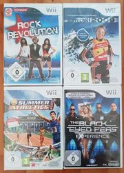 Wii Spiele Wii Controller Wii