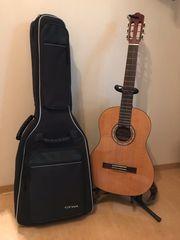Neuwertige Gitarre Zubehör