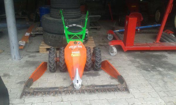 Motormäher Agria 5400