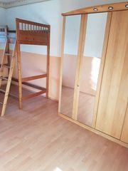 Ruhiges Mobliertes Zimmer Mit Blick