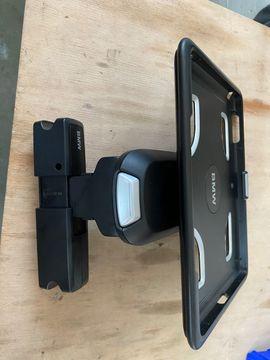 Innen- und Zusatzausstattung - Ipad Kopfstützenhalter BMW Original