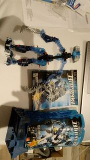 Lego Bionicle Barraki Takadox 8916