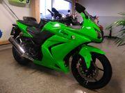 Kawasaki Ninja 250R Motorrad