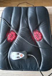 Massage Kissen mit Infrarot
