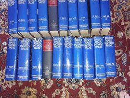 Komplette Sammlungen, Literatur - Brockhaus Enzyklopädie in 20 Bänden