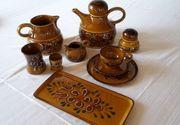 Zeller Keramik Frühstücksgeschirr Toskana f