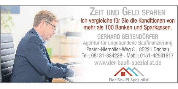 Baufinanzierungs-Beratung und -Vermittlung bankenungebunden professionell