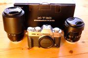 Fujifilm X-T30 Systemkamera XF 18-55mm