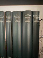 Sammelband Theodor Fontane Wanderung