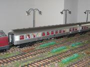 Modellbahn Kiss Spur 1 Set