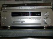 Receiver Pioneer und DvD CD