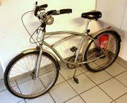 Klassisches Cruiser Fahrrad - Sommerprojekt