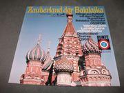 Schallplattensammlung - LPs Russische Volkslieder