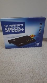1 1 Homeserver Speed Plus