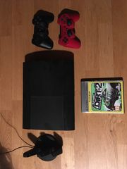 PlayStation 3 slim 3 spiele