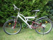 neuwertiges Fahrrad Mountainbike MTB 26