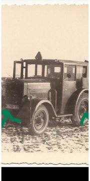 Kaelble Traktor Zugmaschine Oldtimer Vorkrieg
