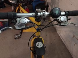 Mountain-Bikes, BMX-Räder, Rennräder - Mountainbike Steppenwolf Web Maschine