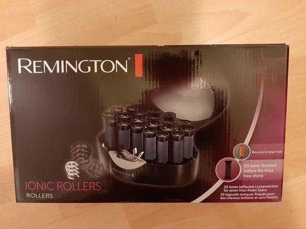 Remington - Aufheizbare Ionen-Lockenwickler Remington Kf20i