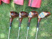 tolle Vintage Golfschläger der Spitzenklasse