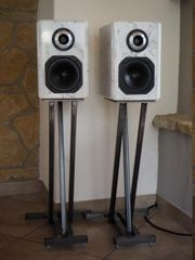 Lautsprechersystem aus Marmor
