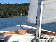 Trias - offenes Kielboot