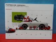 Porsche Prospekt - Drivers Selection Katalog