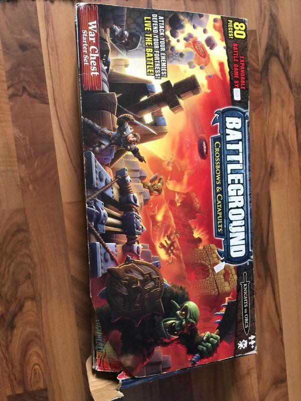 Battleground Spielset Schlachtfeld