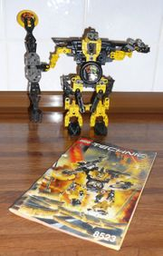 8523 Lego Donnerslizer