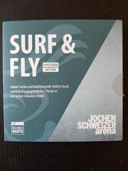 Jochen Schweizer Gutschein Surf Fly