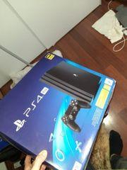PS4 Pro mit original Zubehör