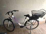 E-Bike für Damen zu verkaufen