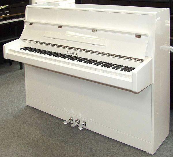 Klavier Weinberg U 109 109