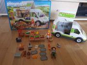Playmobil Hofladenfahrzeug VOLLSTÄNDIG