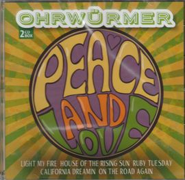 2CD - V.A. - Ohrwürmer - Peace And Love Songs ( neu & ovp; 36 Tracks )