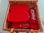 Picknick-Korb Coca Cola Campingkorb