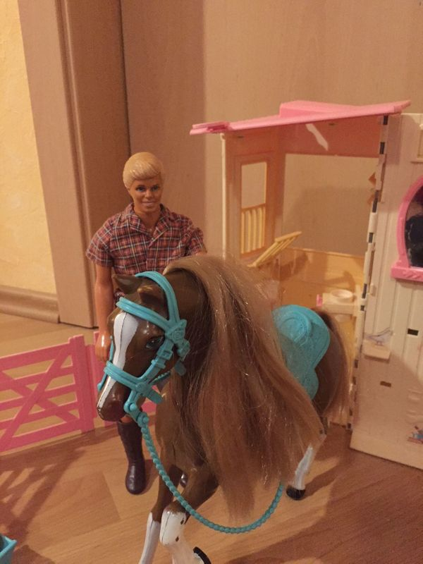 Barbie Zubehör - diverse Sets - gebraucht